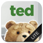 Talking Ted iOS Game