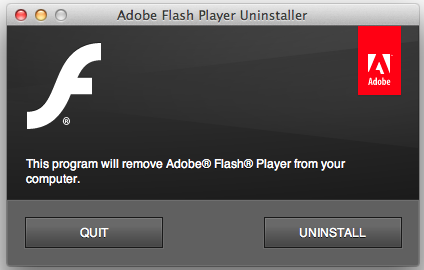 uninstall-flash-player